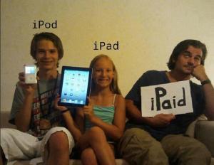 iPod.. iPad.. iPaid.